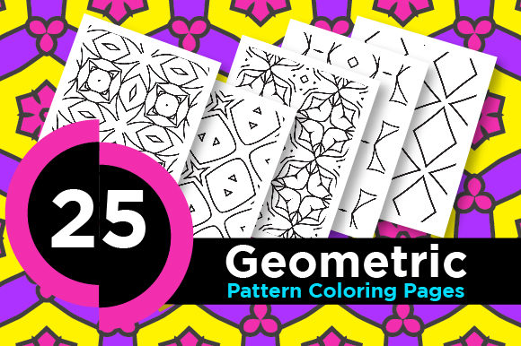 Print on Demand: Digital Colorful Pattern Graphic Coloring Pages & Books Adults By Riduwan Molla