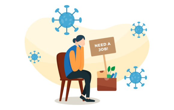 Employees Need a Job Illustration Graphic Illustrations By MatFine