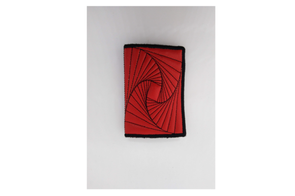 Passport Cover - in the Hoop Embroidery Download