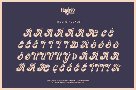 The Maggie Nuts Font Image