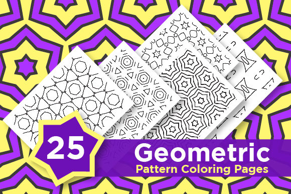 Print on Demand: Coloring Pattern Pack Graphic Coloring Pages & Books Adults By Riduwan Molla