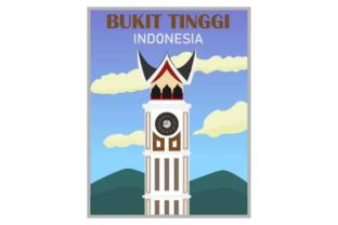 Retro and Vintage Travel Poster Graphic Print Templates By abelpratama