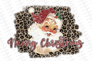 Merry Christmas Santa Sublimation Graphic Crafts By riryndesign