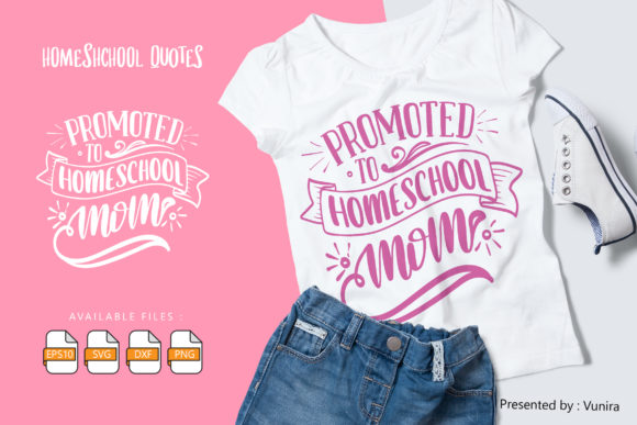 10 Homeshool Bundle | Lettering Quotes Graphic Downloadable Digital File