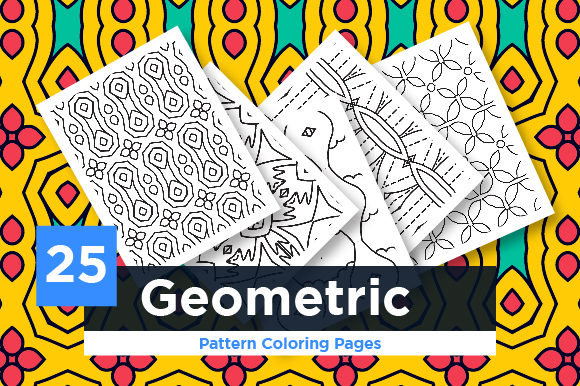 Print on Demand: Adult Patten Coloring Pages Graphic Coloring Pages & Books Adults By Riduwan Molla