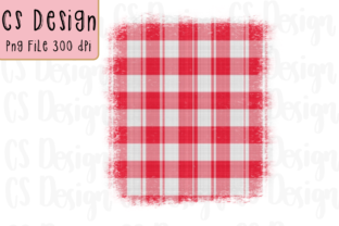Print on Demand: Red Fabric Texture Sublimation Design Graphic Crafts By CSDesign