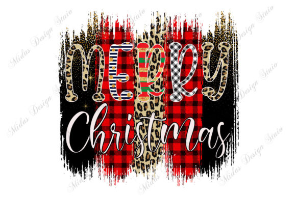 Sublimation - Merry Christmas Graphic Crafts By MidasStudio