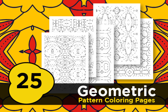 Print on Demand: Pattern Coloring Pages Pack Graphic Coloring Pages & Books Adults By Riduwan Molla