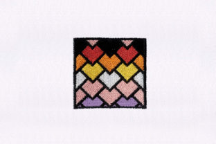 Blocking Quilting Design Bedroom Embroidery Design By DigitEMB