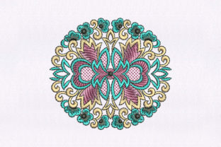 Elaborate Quilting Design Bedroom Embroidery Design By DigitEMB