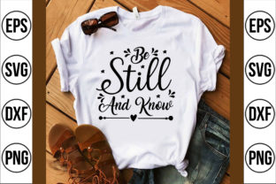 Be Still and Know Graphic Crafts By Craft Store