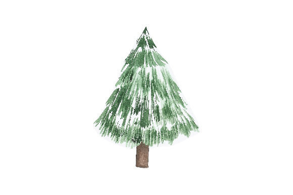 Christmas Tree Christmas Craft Cut File By Creative Fabrica Crafts