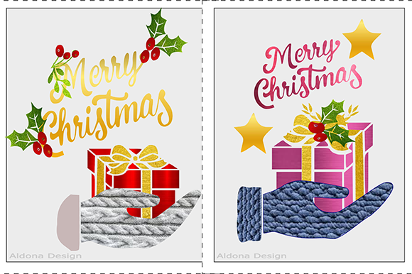 Print on Demand: 7  Christmas Illustration1 Graphic Illustrations By arts4busykids