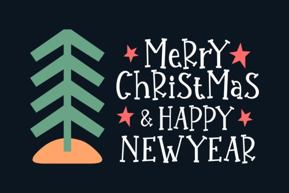 Beautiful Christmas Font Download