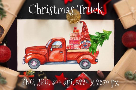 Christmas Gnome Graphic Illustrations By KsenyaArt