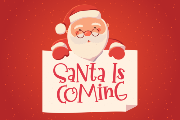 For Santa Font Download