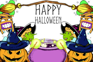 Neo Halloween Graphic Illustrations By typehome.std