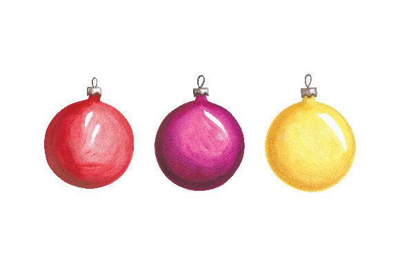 Christmas Globes Christmas Craft Cut File By Creative Fabrica Crafts