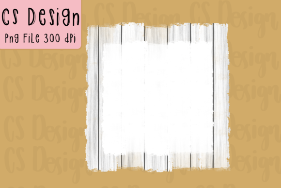 Print on Demand: Frame Sublimation Background Design Graphic Crafts By CSDesign