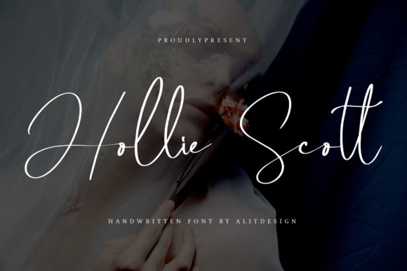 Hollie Scott Font