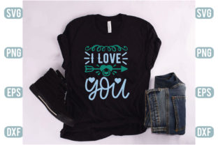 Print on Demand: I Love You Graphic Crafts By Printable Store
