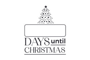 Days Until Christmas Christmas Craft Cut File By Creative Fabrica Crafts 2