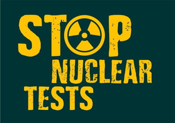 International Day Against Nuclear Tests Graphic Illustrations By Ardwork