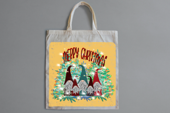 Sublimation Gnomes Family Christmas Graphic Item