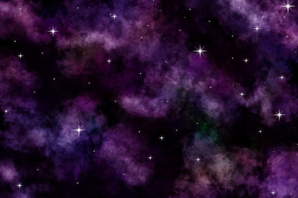 Print on Demand: Galaxy Graphic Backgrounds By Dieza Art
