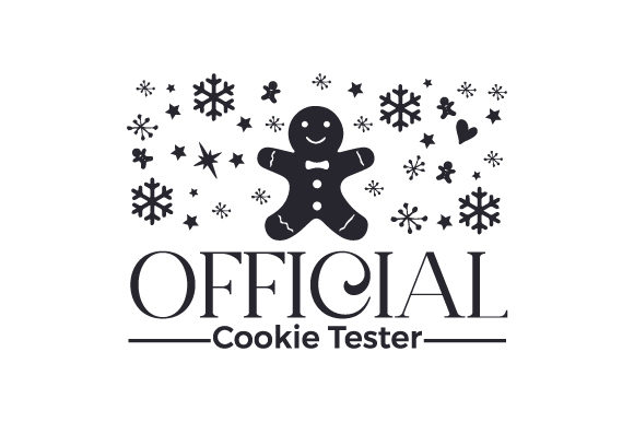 Official Cookie Tester Cut File Download