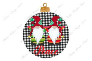 Christmas Sublimation - Gnomes Graphic Crafts By MidasStudio