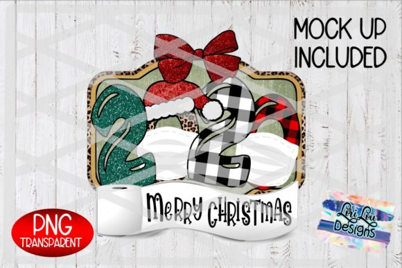 Merry Christmas 2020 Sublimation Design Graphic Illustrations By Lori Lou Designs