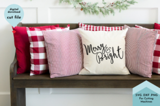 Print on Demand: Merry and Bright Lettering Graphic Crafts By Lettershapes