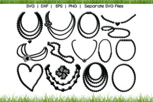 Pearls Graphic Crafts By VectorSVGFormet