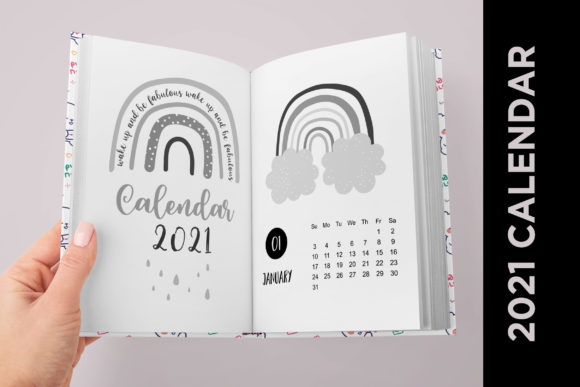 KDP EDITABLE MINDFULNESS DAILY JOURNAL Graphic Design