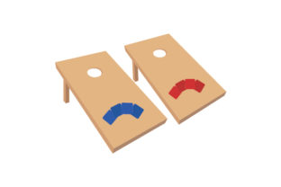 Cornhole Games Craft Cut File By Creative Fabrica Crafts