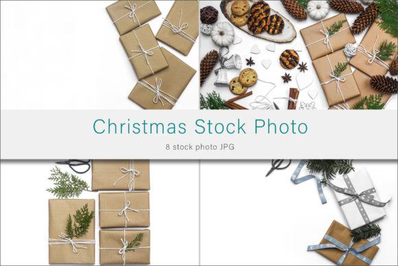 Print on Demand: Christmas Stock Photos Graphic Photos By AS Digitale