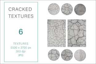 Print on Demand: Cracked Textures, Photography Textures Graphic Photos By AS Digitale
