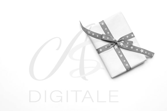 Print on Demand: Christmas Gift Stock Photography Graphic Photos By AS Digitale