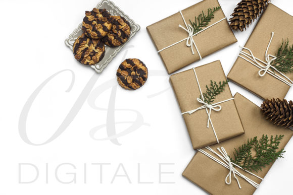 Print on Demand: Christmas Gifts Stock Photo Graphic Photos By AS Digitale