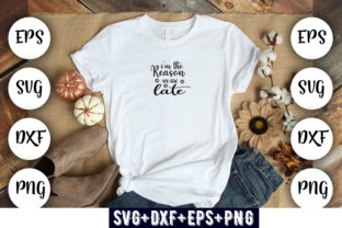 Print on Demand: Baby Funny : I'm the Reason We Are Late Grafik Druck-Templates von Design_store