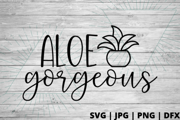 Print on Demand: Aloe Gorgeous Graphic Crafts By Talia Smith