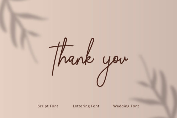 Linttang Font Preview