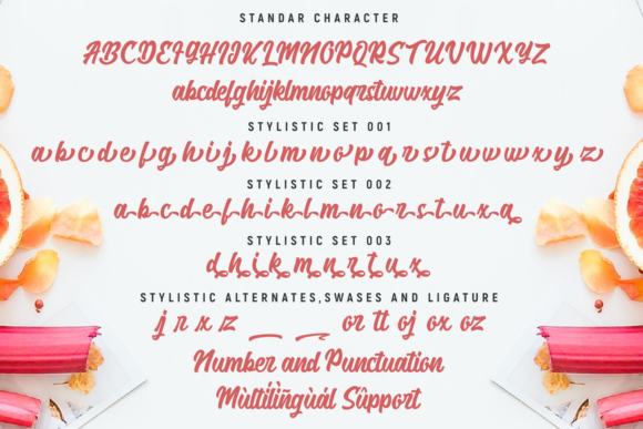 The Hungry Font Popular Design