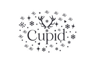 Cupid Christmas Craft Cut File By Creative Fabrica Crafts 2