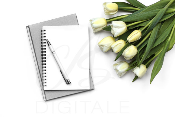 Print on Demand: Feminine Styled Stock Photo Graphic Photos By AS Digitale