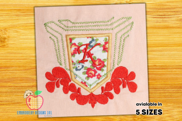 Transformer Pattern Applique Frame Borders Embroidery Design By embroiderydesigns101