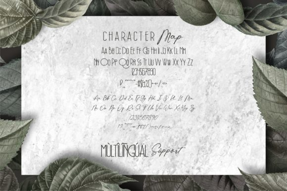 Bloom Christine Font Font
