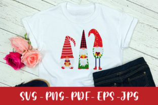 Print on Demand: Gnomes Christmas. Gnome with a Heart Graphic Illustrations By vitaminka26