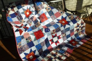 To the Nines Quilt Pattern Gráfico Quilt Patterns Por frommycarolinahome